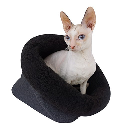 Kotomoda Cats soft pocket Bed Winter Boss B07B3QKR8Q