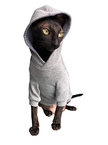 Kotomoda Sphynx Cat Hoodie Home sweet home CatWear B07WFZ7Z6M