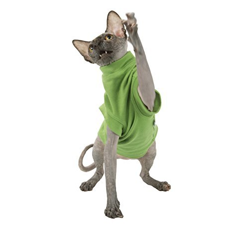 Kotomoda cats turtleneck maxi Salad B0774P7C7D
